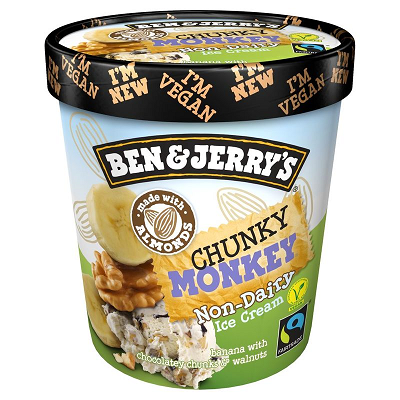 Ben & Jerry's Chunky Monkey  500ml